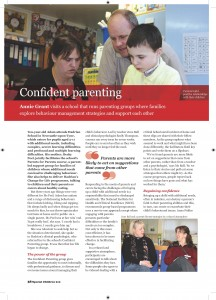 &quot;Confident parenting&quot;